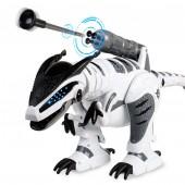 Радиоуправляемый интерактивный динозавр (стреляет присосками) - K9