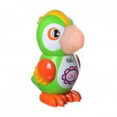 Интерактивная игрушка Умный попугай Кеша - 7496