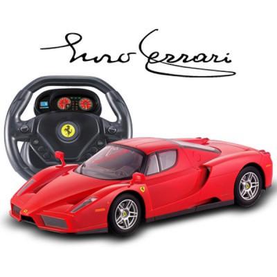 Радиоуправляемая машина MJX Ferrari Enzo 1:14 (гироруль) - MJX-3502A