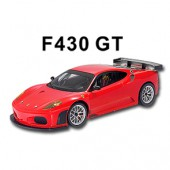 Радиоуправляемая машина MJX Ferrari F430 GT 1:20 - 8108
