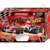 Автотрек Wineya Slot Racing track 1:43 - W16906
