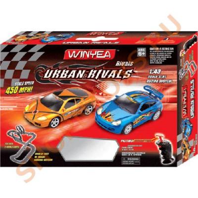 Автотрек Wineya Slot Racing track 1:43 - W16803
