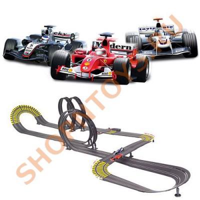 Автотрек Wineya Slot Racing track 1:43 - W16909