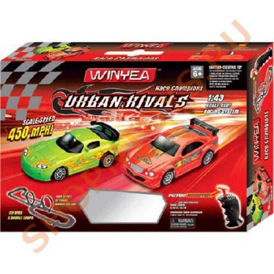 Автотрек Wineya Slot Racing track 1:43 - W16806