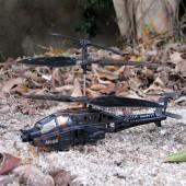 Радиоуправляемый микровертолет Apache AH-64 - S012