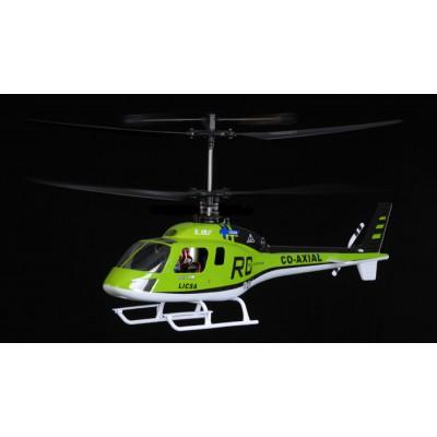Радиоуправляемый вертолет E-sky Big Lama Green 2.4G - 000055g