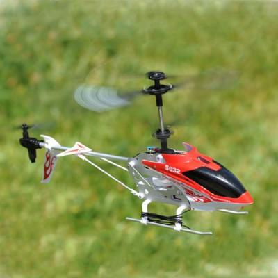 Радиоуправляемый вертолет c гироскопом (gyro) - S032G