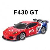 Радиоуправляемая машина MJX Ferrari F430 GT #56 1:20 - 8108A
