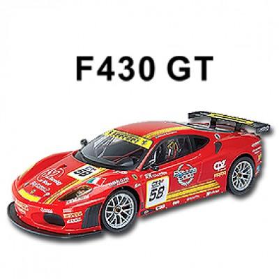 Радиоуправляемая машина MJX Ferrari F430 GT #58 1:20 - 8108B