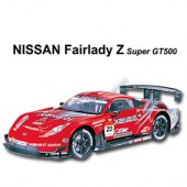 Радиоуправляемая машина MJX Nissan Fairlady Z Super GT500 #23 1:20 - 8110A