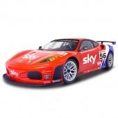 Радиоуправляемая машина MJX Ferrari F430 GT #56 1:10 -  8208A