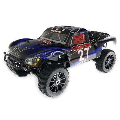 Радиоуправляемый автомобиль с ДВС HSP 4WD Superior Version GP Rally Car 1:8 - 94763 - 2.4G