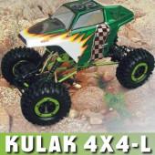 Радиоуправляемый краулер HSP Kulak Long Electric Crawler 4WD 1:18 - 94680L - 2.4G