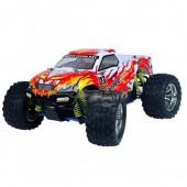 Радиоуправляемый джип с ДВС HSP 4WD Nitro Off Road Monster Truck 1:10 - 94188 - 2.4G