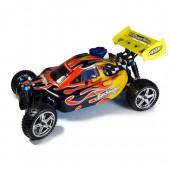 Радиоуправляемая багги с ДВС HSP Nitro Off-Road Buggy 4WD 1:10 - 94166 - 2.4G