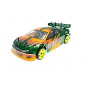 Радиоуправляемый автомобиль с ДВС HSP Nitro Car XSTR POWER 4WD 1:10 - 94122 - 2.4G