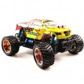 Радиоуправляемый внедорожник HSP Electric Off-Road KidKing Pro 4WD 1:16 - 94186PRO - 2.4G