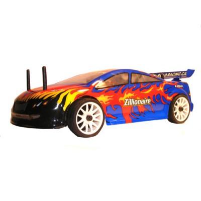 Радиоуправляемый автомобиль HSP Zillionaire Racing Сar 1:16 4WD - 94182 - 2.4G