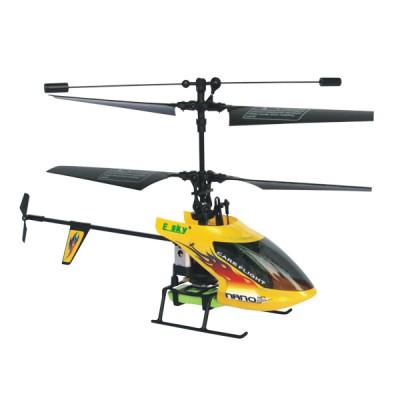 Радиоуправляемый вертолет E-sky Nano RTF - 002648