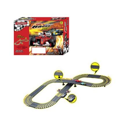 Автотрек Wineya Slot Racing track 1:43 - W16911