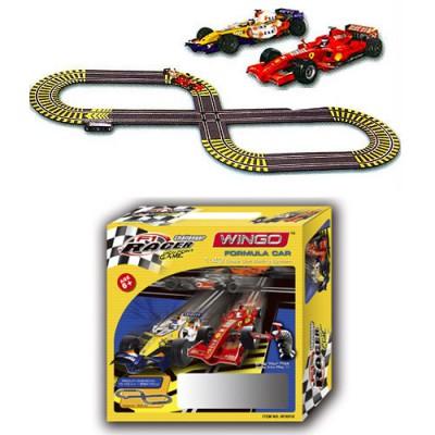 Автотрек Wineya Slot Racing track 1:43 - W16918