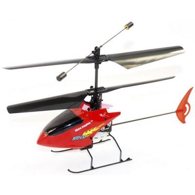 Радиоуправляемый вертолет Nine Eagles Solo 210A Red 2.4 GHz RTF - NE30221024244