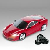 Радиоуправляемая машинка для дрифта Ferrari F430 1:24 - 666-223