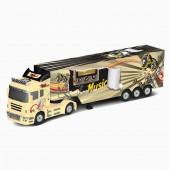 Радиоуправляемый грузовик - QY0202A