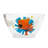 Салатник «Мимимишки» Кеша, 12,5 см, стекло