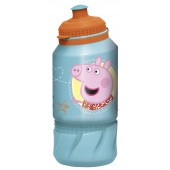 Бутылка пластиковая (спортивная 420 мл). Свинка Пеппа