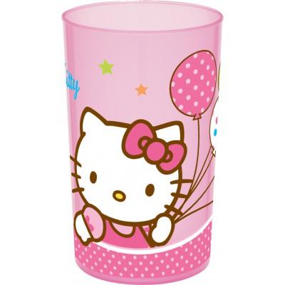 Стакан (№3, 225 мл). Hello Kitty