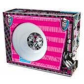 Набор посуды керамической в подарочной упаковке (3 предмета). Monster High